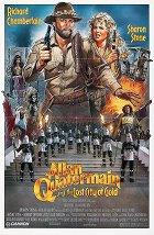 Allan Quatermain a Ztracené Město Zlata