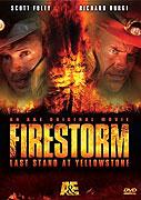 Yellowstone v plamenech