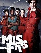 Misfits: Zmetci