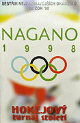 Nagano 1998 - hokejový turnaj století