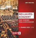 Novoroční koncert Vídeňských filharmoniků 2018
