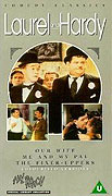 Laurel a Hardy se žení