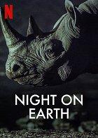 Země za noci