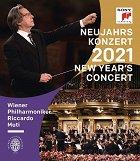 Novoroční koncert Vídeňských filharmoniků 2021